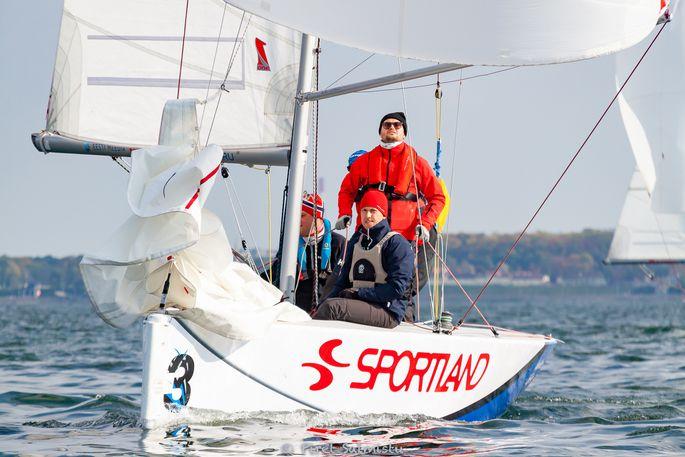 Saaremaa Merispordi Seltsi meeskond Foto autor: Piret Salmistu