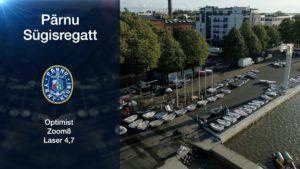 2019 purjetamise EMV 9. etapp Pärnu poster