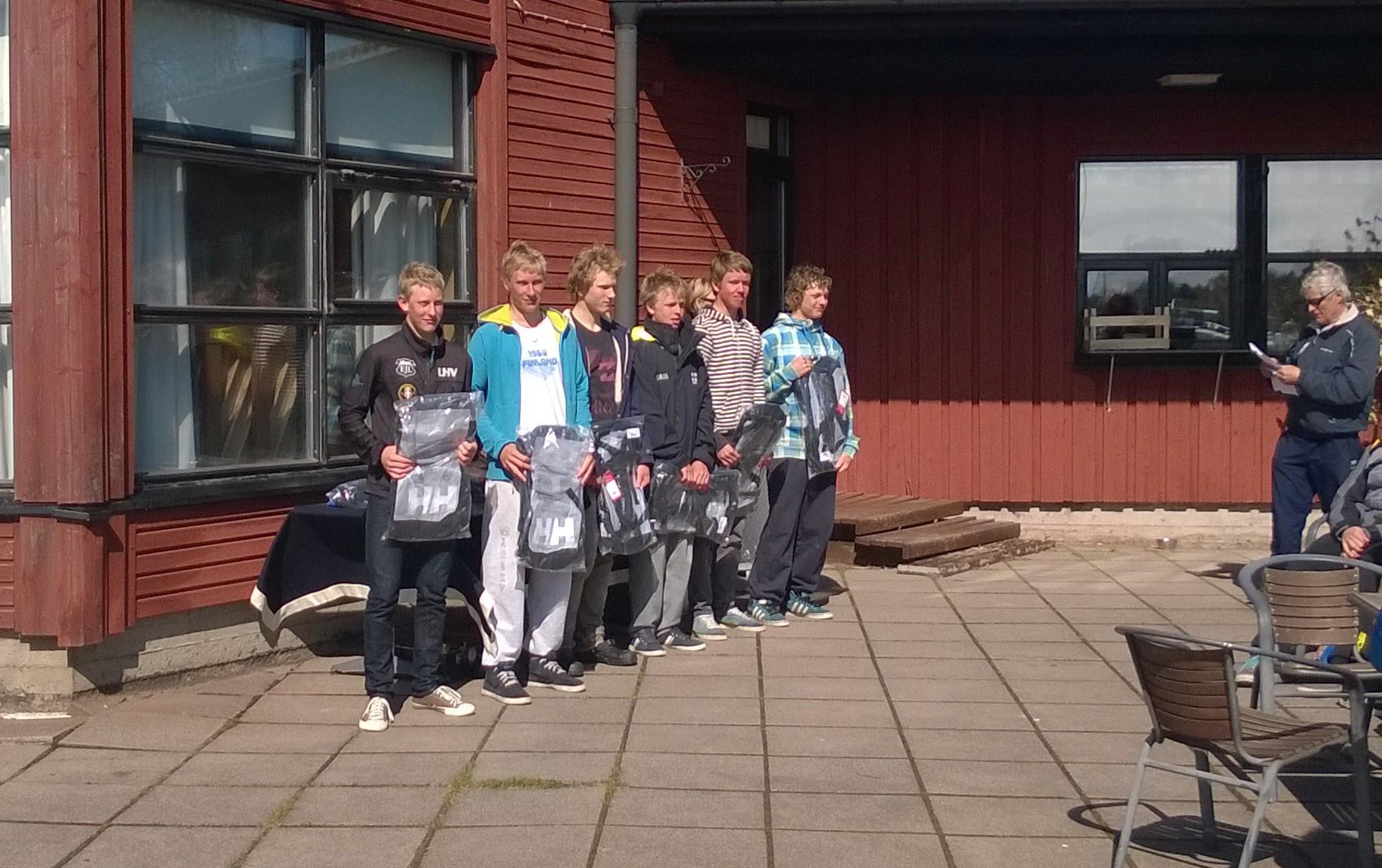 29er võitjad Helly Hansen Cup-l foto: Ott Kallas