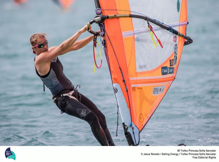 Ingrid Puusta Foto autor: Jesus Renedo/Sailing Energy/Trofeo Princesa Sofia Iberostar