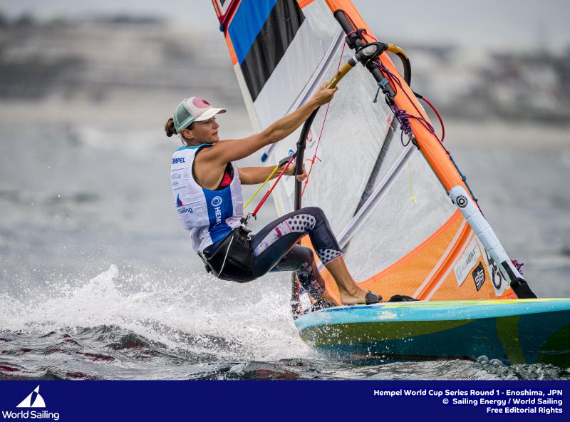 Enoshima ,Round one of the 2020 World Cup Series. © Jesus Renedo / Sailing Energy / World Sailing 30 August, 2019.