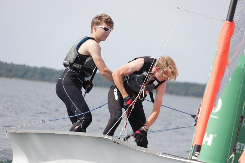 Kaarel Paal ja Thor Kaspar Marvet Foto autor: Riina Ramst