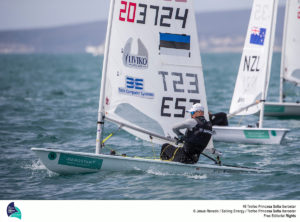 Karl-Martin Rammo. Foto autor: Jesus Renedo/Sailing Energy/Trofeo Princesa Sofia Iberostar