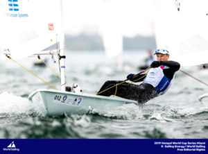 Karl-Martin Rammo. Foto autor: Pedro Martinez/Sailing Energy/World Sailing