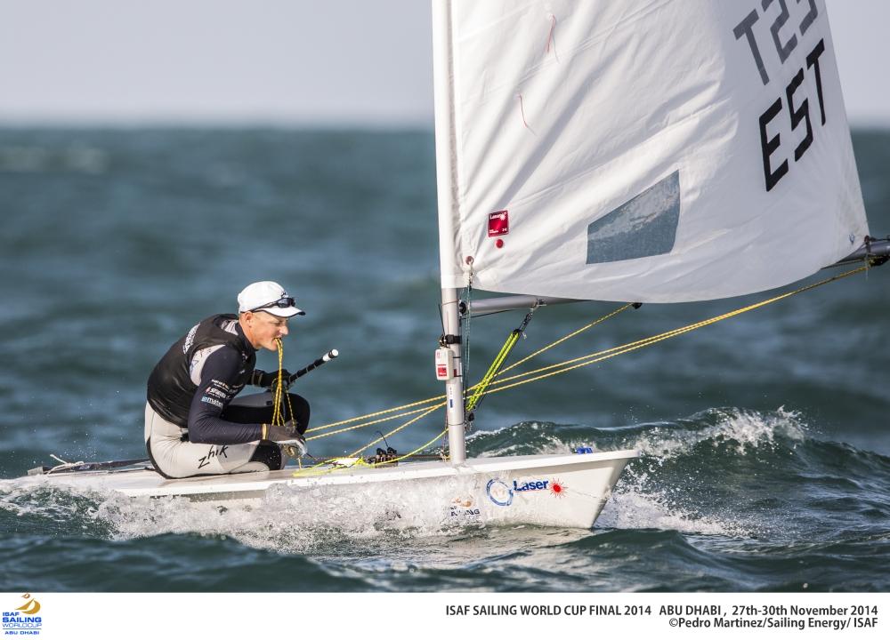 Karl-Martin Rammo. Foto autor: Pedro Martinez/Sailing Energy/ISAF