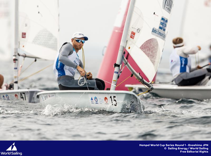 Karl-Martin Rammo Foto autor: Pedro Martinez / Sailing Energy / World Sailing