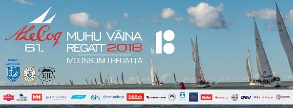 Muhu Väina regatt 2018 2