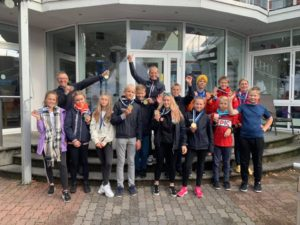 Optimist Team Race Eesti MV 2019
