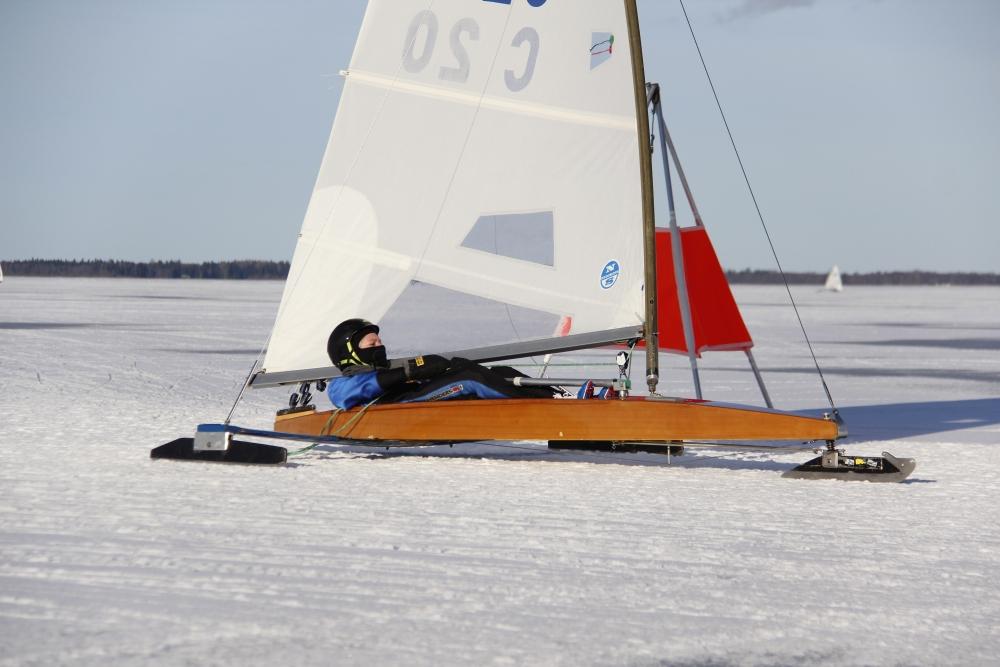 Rasmus Maalinn.  Foto autor: Ott Kallas