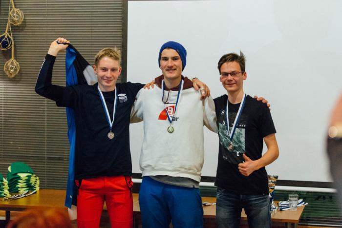 Slaalomi noored Foto: Tuukka Luukkonen (Rautiosports)