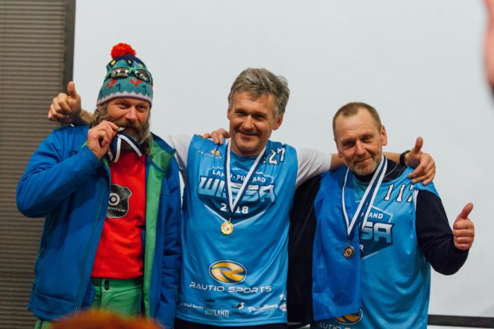 Slaalomi veteranid Foto: Tuukka Luukkonen (Rautiosports)