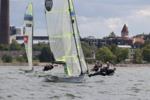 Tallinn Race 2019. Foto autor: Riina Ramst