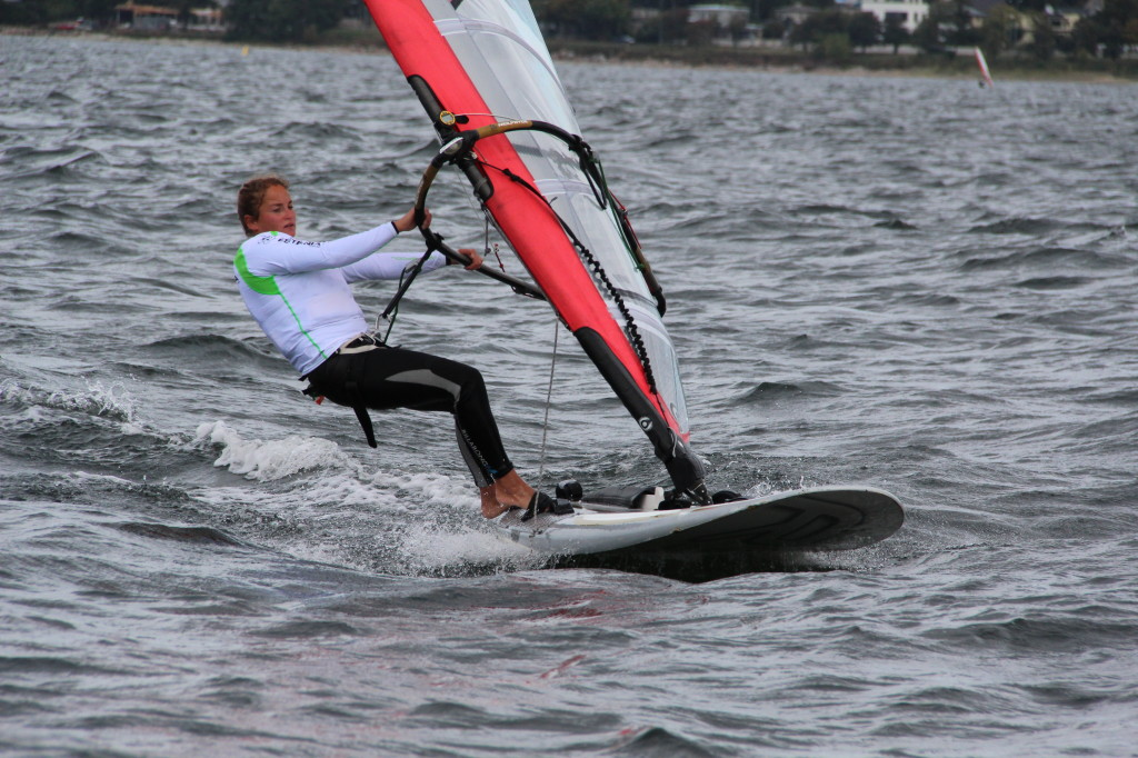 Surf 2013 RS:X Puusta