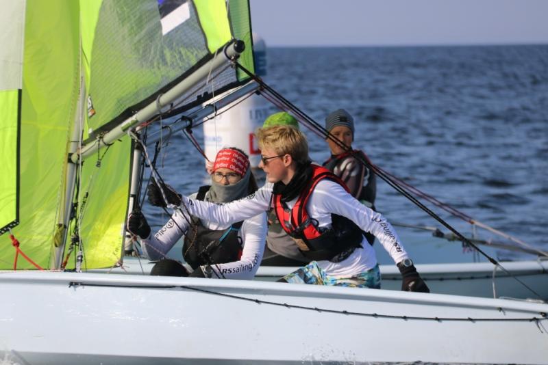 Thor Kaspar Marvet ja Helen Ausman Foto autor: Riina Ramst