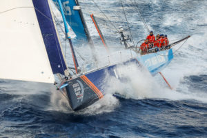 Leg 01, Alicante to Lisbon, . Photo by Ainhoa Sanchez/Volvo Ocean Race. 23 October, 2017.
