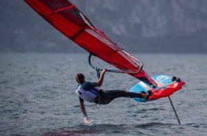 iFoil Foto autor: Jesus Renedo / Sailing Energy / World Sailing