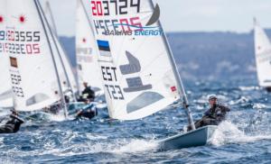 Karl-Martin Rammo, 50. Trofeo S.A.R. Princesa Sofia Iberostar 2019 Foto: Sailing Energy