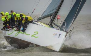 ORC I grupp - Sugar EST711 Jaan Akermanniga roolis Pärnu Jahtklubist. Foto autor: Pavel Nesvadba