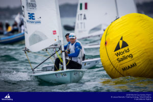 Karl-Martin Rammo. Foto autor: Jesus Renedo /Sailing Energy/World Sailing