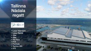 2019 purjetamise EMV 10. etapp Kakumäe poster