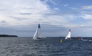 Match Race. Foto: Zuxu Sailing