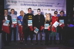Tallinna Purjelauakooli võistkond foto: Dmitri Kovaltsuk