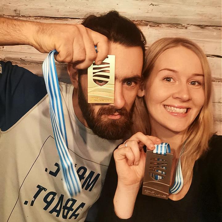 Liisa ja Boris Ljubtšenko