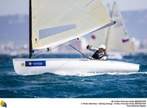 Deniss Karpak. Foto autor: Pedro Martinez / Sailing Energy / Trofeo Princesa Sofia IBEROSTAR