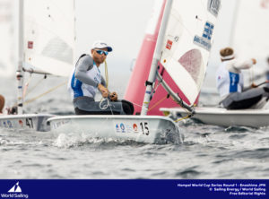 Karl-Martin Rammo Foto autor: Pedro Martinez / Sailing Energy / World Sailing
