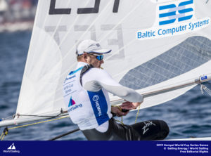 Karl-Martin Rammo. Foto autor: Jesus Renedo/Sailing Energy/World Sailing