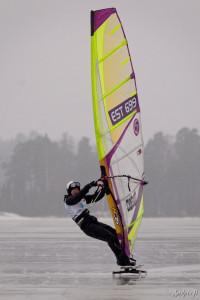Lehar Jürimäe. Foto autor: sailpix.fi