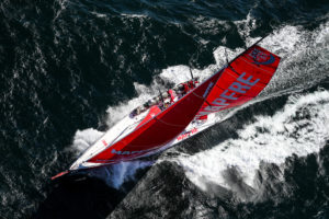 Leg 2. MAPFRE Arrival from Lisbon to Cape Town. Photo by Ainhoa Sanchez/Volvo Ocean Race. 24 November, 2017.