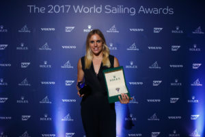 Marit Bouwmeester Foto: World Sailing