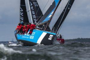 Postimees Sailing Team. Foto: MarcS