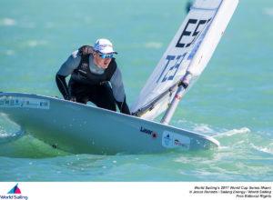 Karl-Martin Rammo. Foto autor: Jesus Renedo / Sailing Energy / World Sailing