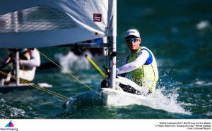 Karl-Martin Rammo. Foto autor: Pedro Martinez / Sailing Energy / World Sailing