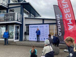 Saaremaa Merispordi Seltsi regati avamine. Foto autor Piret Ausman