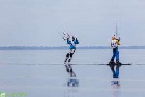 Robin Larsson ja Jonas Lengwiler. Foto: Jose Juola