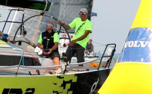 Sandro Montefusco Sugar 2 EST711 roolis, tema kõrval vend Paolo Montesfusco taktikuna. Foto autor: Max Ranchi