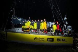 Team Brunel. Foto autor: Jesus Renedo/Volvo Ocean Race