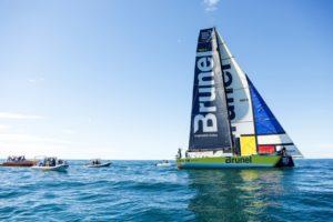 Team Brunel. Foto autor: Ainhoa Sanchez/Volvo Ocean Race