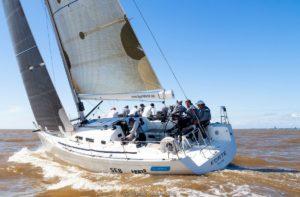 ORC I grupp võitja - Forte EST475 (Kalevi Jahtklubi) Jaak Jõgiga roolis.  Foto: Piret Salmistu