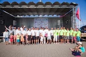 A. Le Coq 57. Muhu Väina regati võitjad ORC I grupis. Foto: Meisi Volt, Postimees / Elu 24