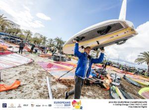Raul Mihkel Anton ©SAILING ENERGY/CNA